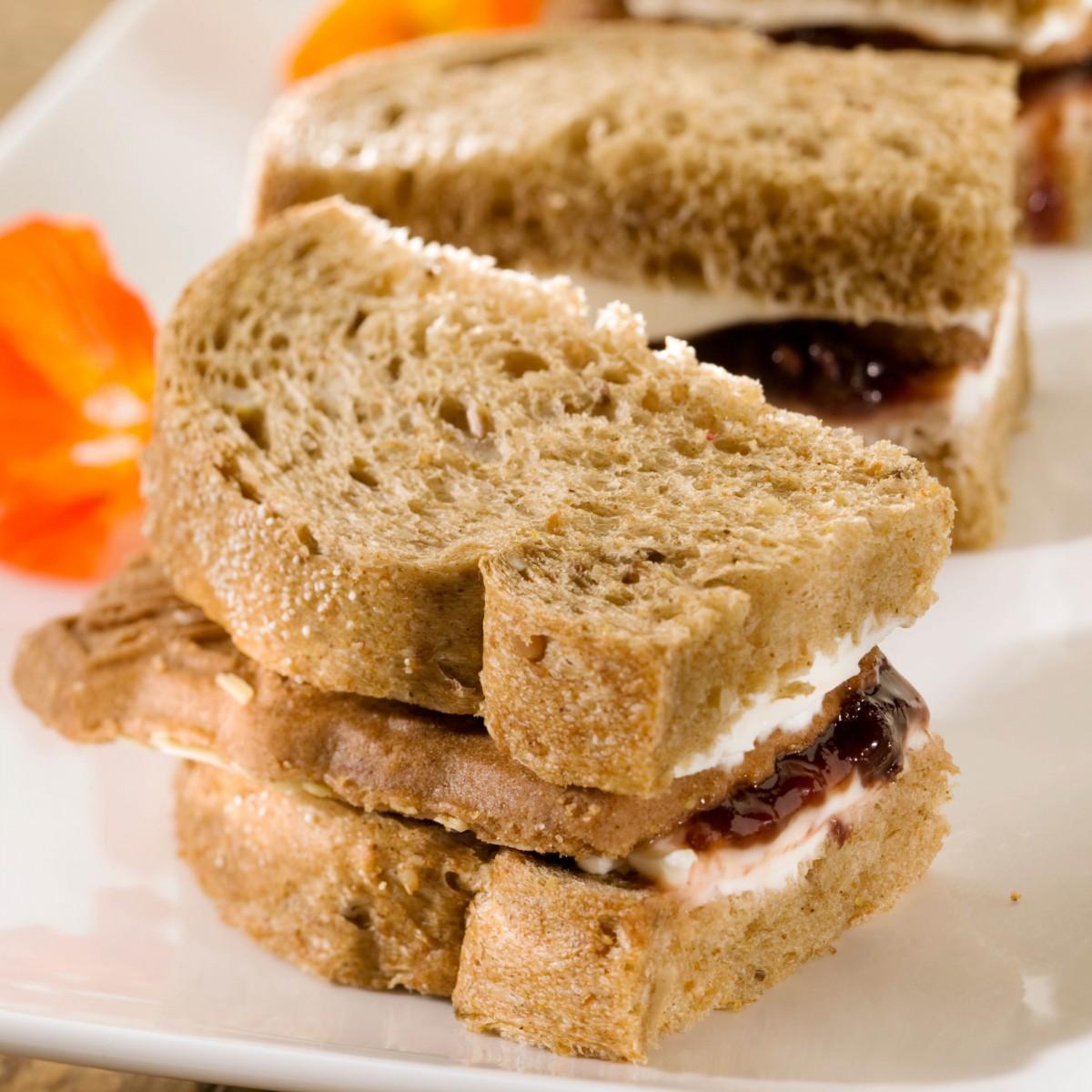 Sandwich Monchou-kers Met Speculaas