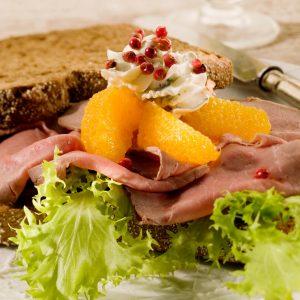 Sandwich Rosbief Met Magorkaas