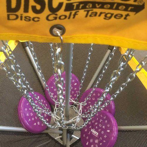 Disc Catcher