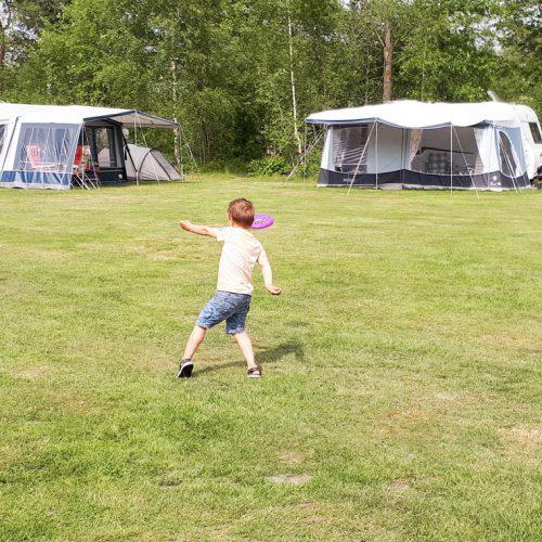 Plezier Op De Camping