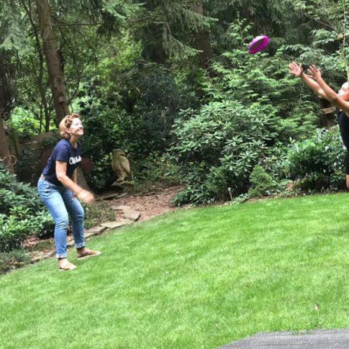 Lekker Bewegen Met De Frisbee Van  Vikorn😃
