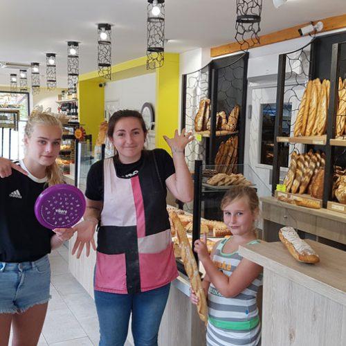 Non, Non! Geen Stokbrood Van De Franse Boulanger!? Wij Willen VIKORN Van Onze Ambachtelijke Hooglandse Bakkerij De Kletersteeg!