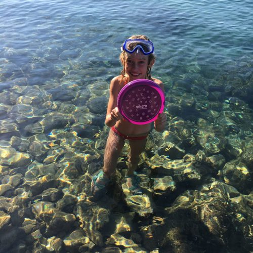 Sarah Geniet In Kroatië