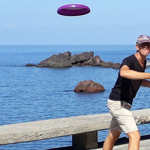 Vriend De Frisbee