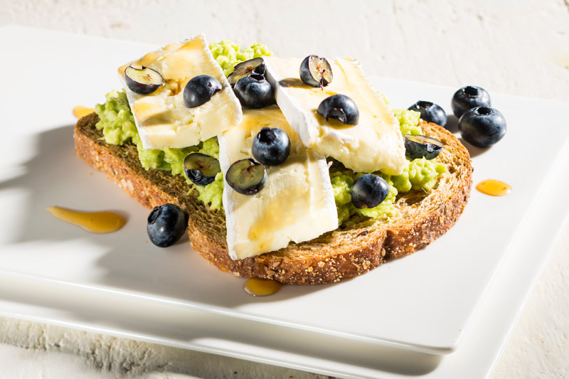 Sandwich Brie | Blauwe Bessen
